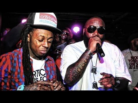 Rick Ross  Thug Cry Feat Lil Wayne