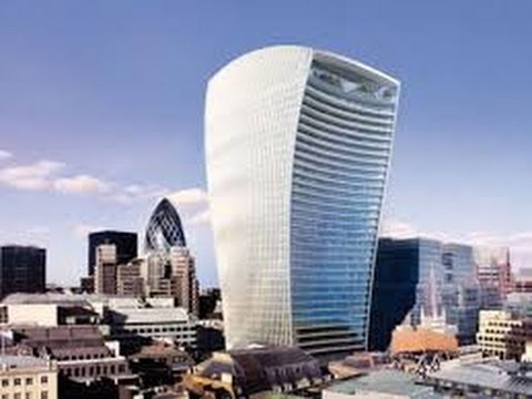 20 Fenchurch Street Building in City of London