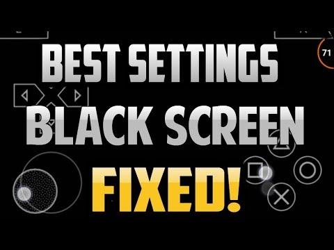Tekken 6 - Black Screen Error Fix Ppsspp + Best Settings