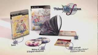 [PS3] Tales of Graces f - Limited Edition Trailer