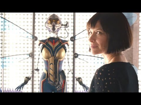 Origin Story -  Antman & the Wasp Production Update