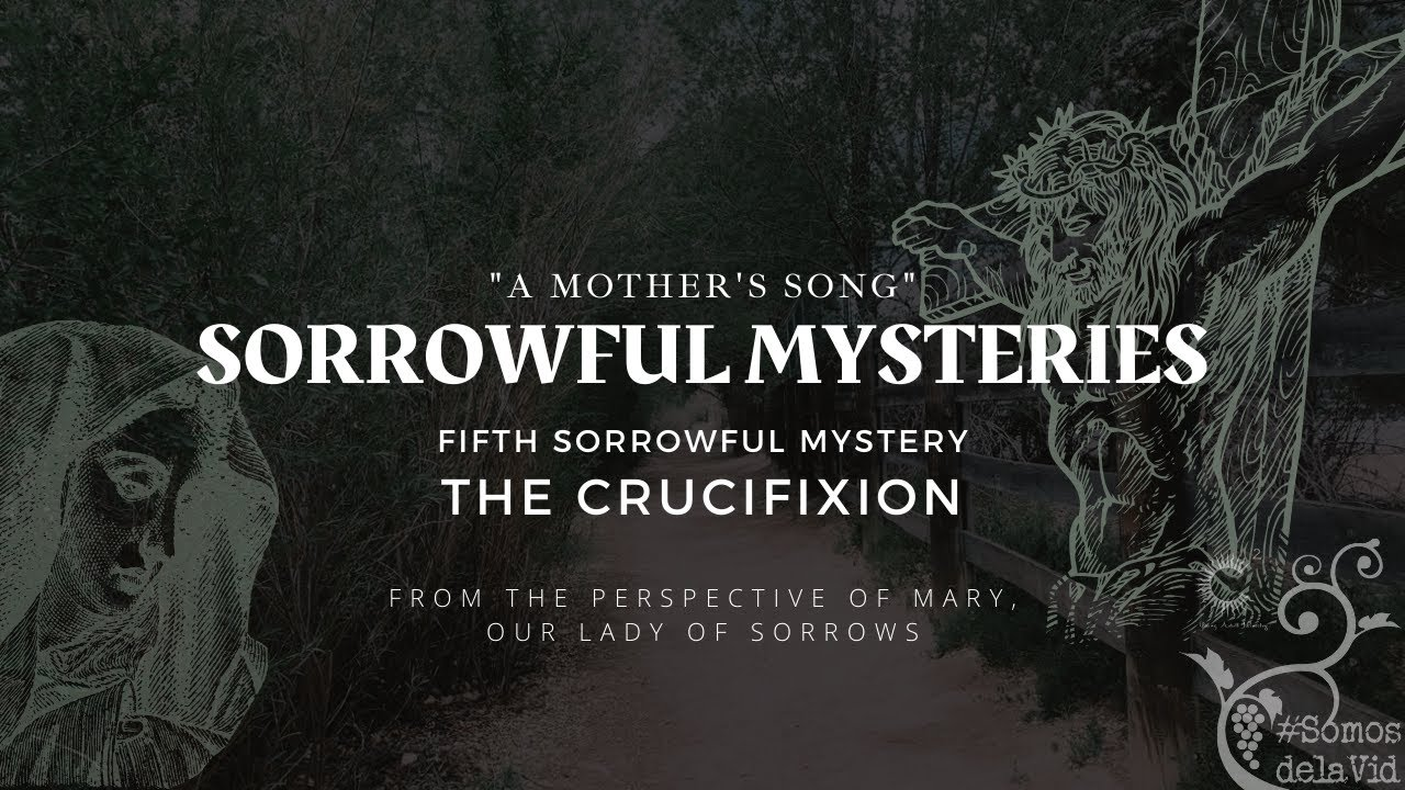 The Crucifixion, 2021 Lenten Series: From the Ashes