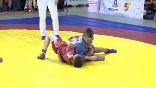 VIII открытый турнир по борьбе самбо