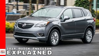2019 Buick Envision Explained