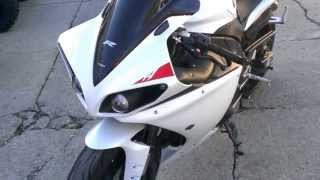2010 yamaha used yzfr1 r1 sport bike for sale