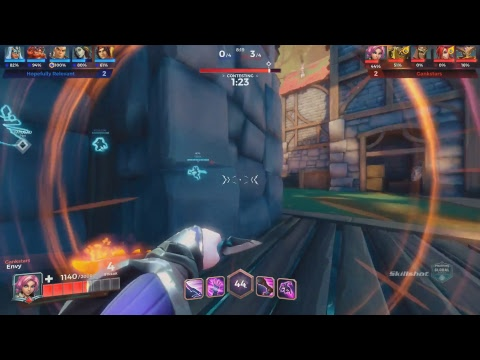 Paladins Global Series - Oceania and North America Phase 9 Finals