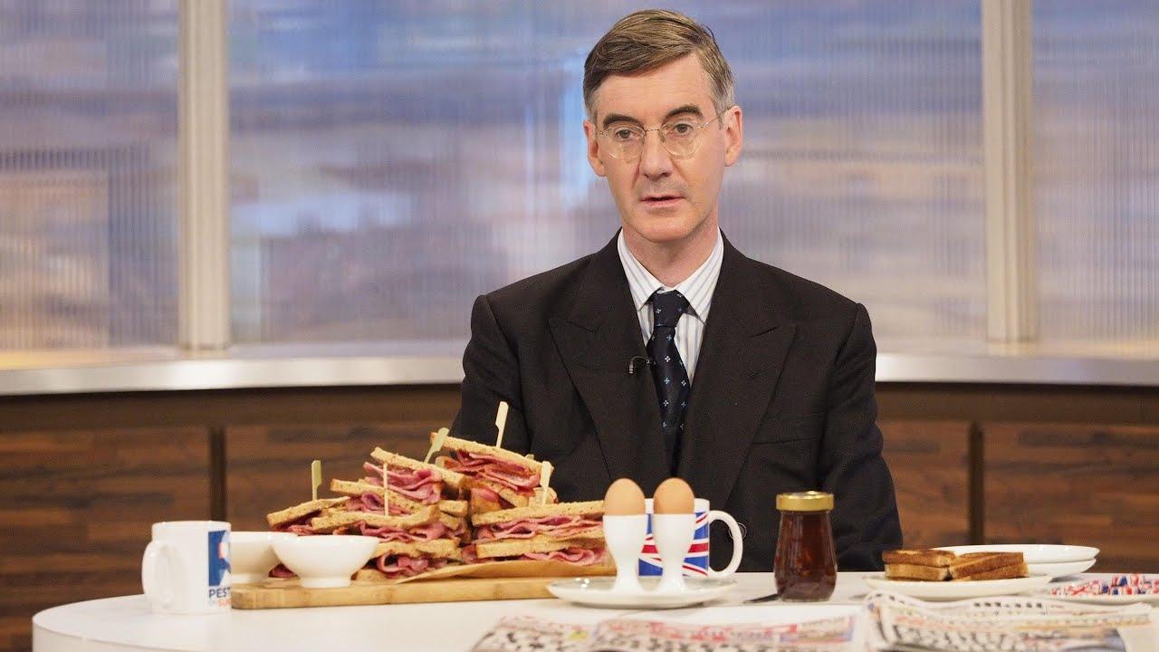 How to explain Jacob Rees-Mogg? Start with his father's