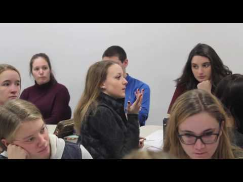 Stonington High School: A Film by Margit Burgess