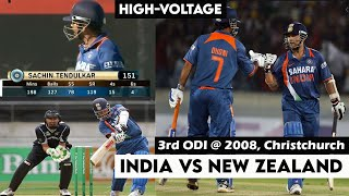 High-Voltage - India vs New Zealand 3rd ODI Thrilling Highlights