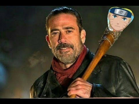 Negan Killing Glenn and Abraham to the Naruto Opening