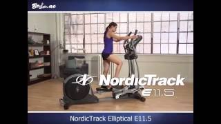 NordicTrack Elliptical E11-5