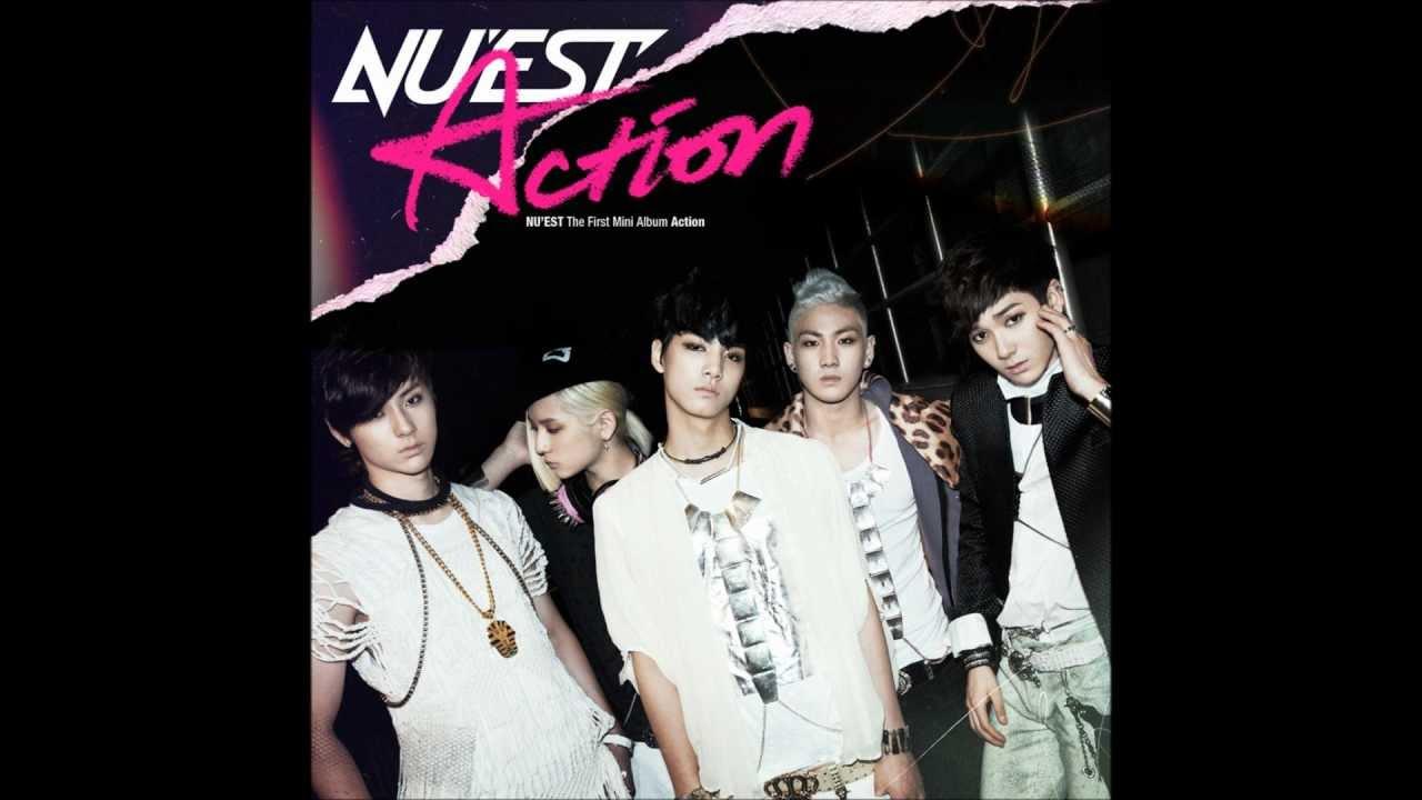 NU'EST - Action - Full Audio (mp3)