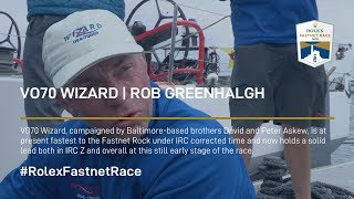 VO70 Wizard | Rob Greenhalgh