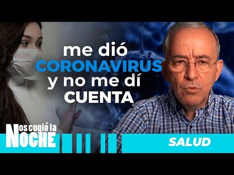 Ya Te Dio Covid 19 Y No Te Diste Cuenta, Oswaldo Restrepo - Nos Cogió La Noche