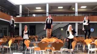 Fem fine frøkner - Musikkvideo Skeisvang Vgs