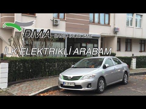 DMA Basic İnceleme; İlk Elektrikli Arabam