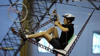 Human-Powered Helicopter: Straight Up Difficult