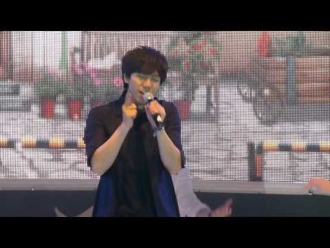 121104 Lee Seung Gi (FM in Indonesia) - Love Time / Alone In Love (연애시대)