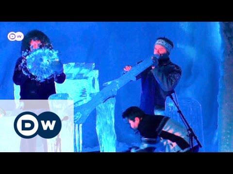 Norway's Ice Music Festival | Euromaxx