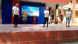 Say my name shuffle dace (cover)