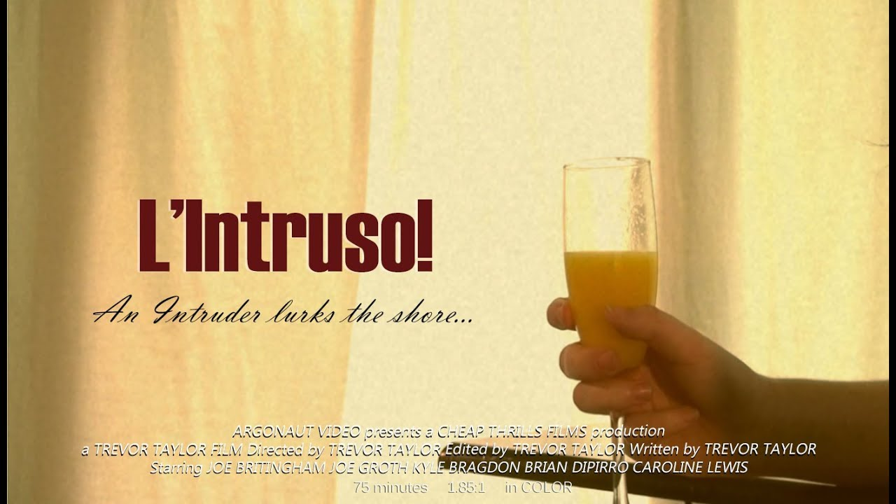 """L'INTRUSO!"" - FULL MOVIE (2017)"