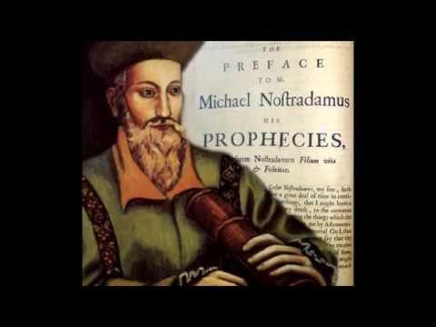 Nostradamus Präsidenten