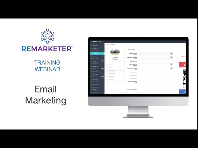 REMARKETER Training - Email Marketing