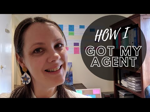 How I Got My Literary Agent