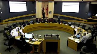 Youtube video::April 16, 2019 Council Closed Session Public Meeting