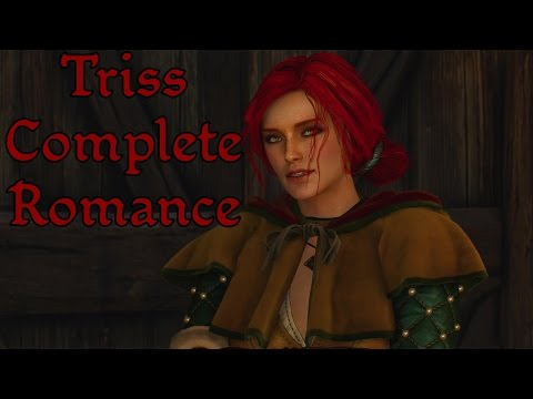 The Witcher 3 - Triss Complete Romance