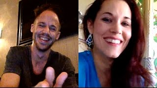 "Julien Blanc & Teal Swan Demonstrate How To Do Shadow Work Using ""The Completion Process"""