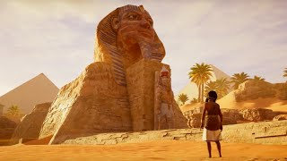 Assassin's Creed Origins Official Discovery Tour Trailer