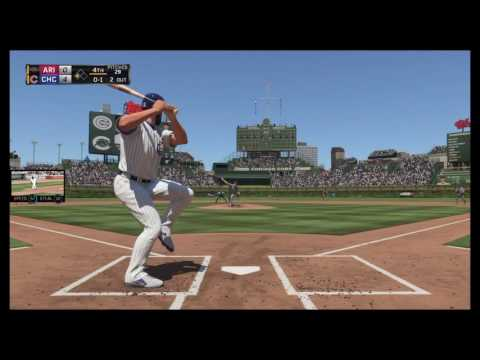 MLB 16 The Show - Jake Arrieta Can Do Everything! 2 Home Run Game! [Franchise Mode]