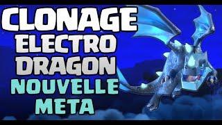 NOUVELLE Stratégie d'Attaque CLONAGE Electro-Dragon en HDV12 & HDV11 | Clash of Clans
