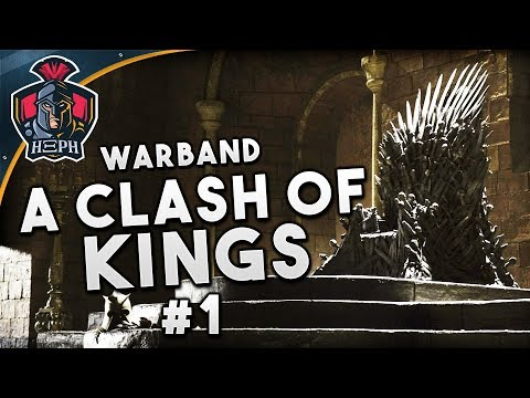 A Clash Of Kings (Warband Mod) Live! #1