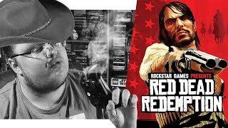 Прохождение Red Dead Redemption на XBOX ONE X. Часть 1/6