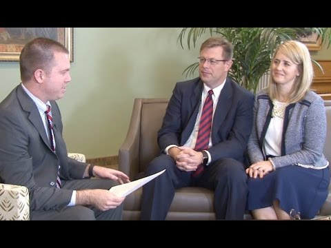 East Idaho Newsmakers: Outgoing BYUI President, First Lady Clark & Christine Gilbert