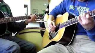TRUE LOVE好きの友達がキラーカンに似ていてギターで弾くとその愉快な風...