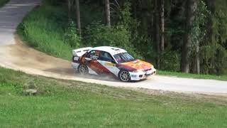 2. Perger Mühlstein Rallye 2018 BAUMGARTNER Alexander-WIESINGER Alexander