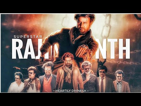 Rajinikanth Birthday Mashup 2018 |Superstar Rajini Mashup | Heartily_Dhinesh |