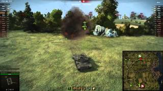 Let's Play World Of Tanks Panzerass M41 Walker Bulldog Deutsch Burgelkat