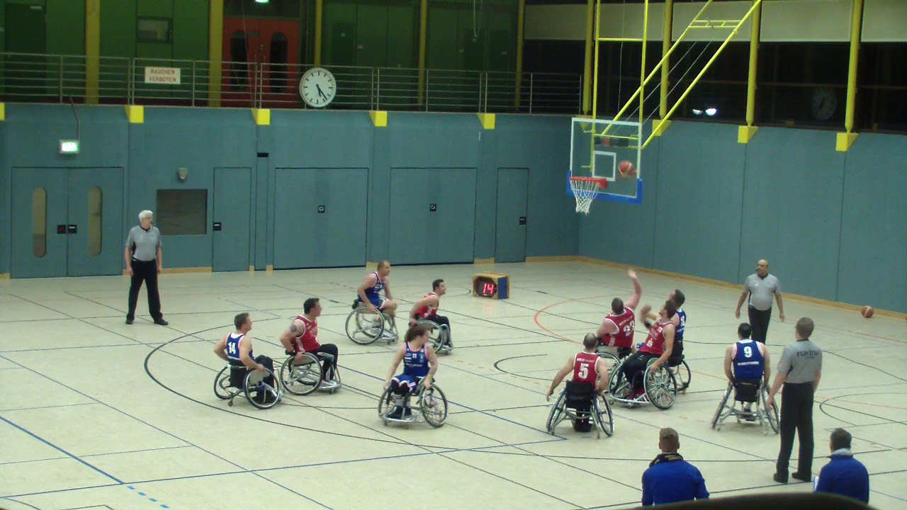 Bbc Warendorf Bg Baskets Hamburg 2 Teil 2 Youtube