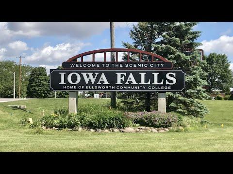 The Scenic City of Iowa Falls, IA.