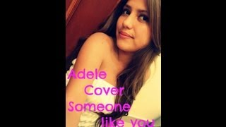 "Adele ~Someone like you~ cover Concurso ""Girljam"""