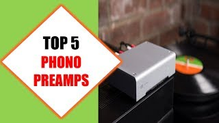 Top 5 Best Phono Preamps 2018 | Best Phono Preamp Review By Jumpy Express