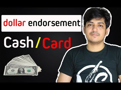 Dollar Endorsement Cash Or Card  Limit In Bangladesh A To Z