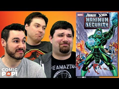 Download Youtube: Avengers and X-Men: Maximum Security (Earth Becomes a Prison Planet!)