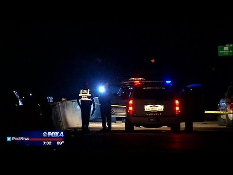 Ellis County standoff ends in gunfire