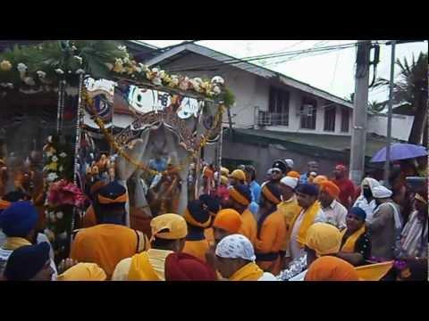 nagarkeertan in phillipines santiago city 2012