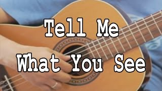 Tell Me What You See - The Beatles (solo guitar cover)